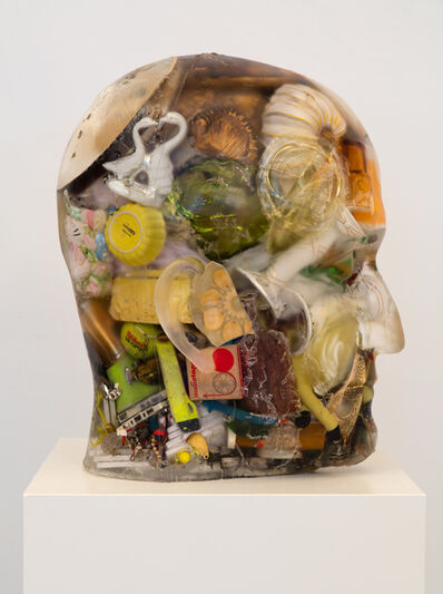 Richard Dupont, 'Collection Head 12', 2020