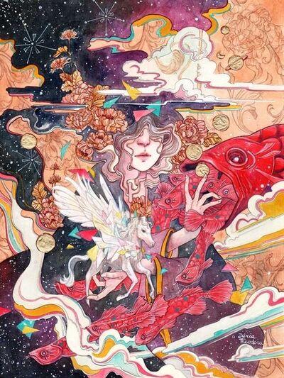 Daria Theodora, 'Finding Pegasus', 2017