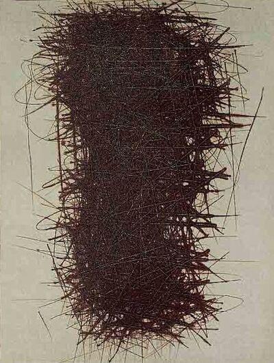 Arnulf Rainer, 'Schokolade', 1997