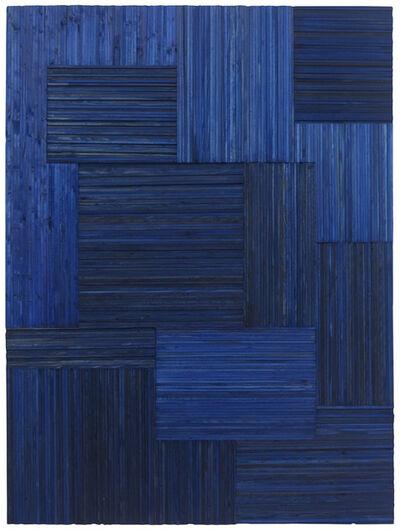 Joel Urruty, 'Blue #4', 2018