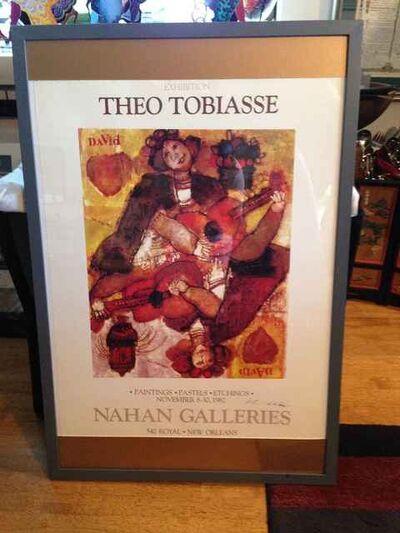 Theo Tobiasse, 'David Hadassah', Unknown
