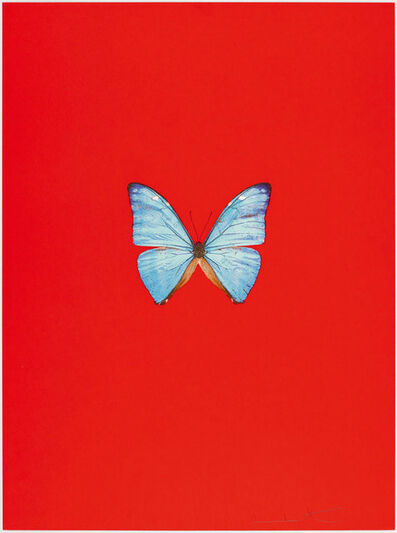 Damien Hirst, 'New Beginnings', 2011