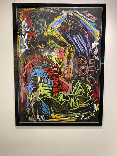 Marc Guiragossian, 'Ange Gardien', 2015