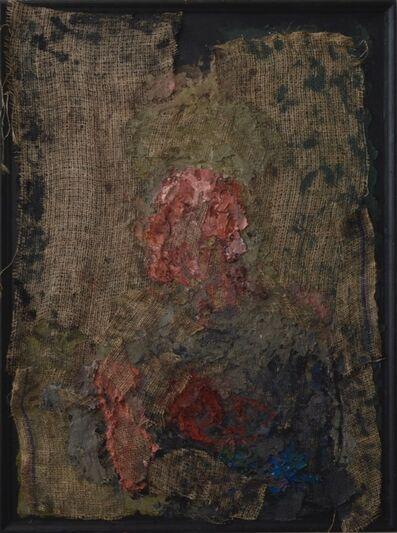 Thaddeus Radell, 'Study for a Portrait of an Artist III', 2019