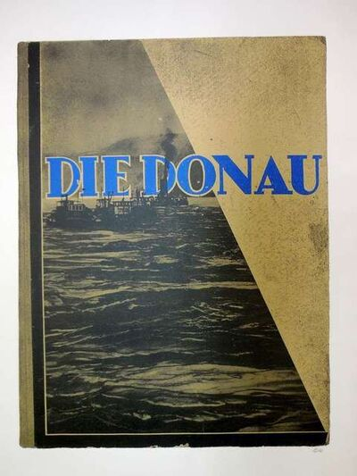 "R. B. Kitaj, 'R.B. Kitaj ""Die Donau"" From In Our Time: Covers for a Small Library', 1960-1969"