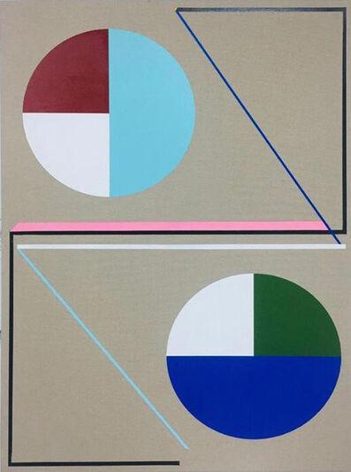 Jorge Cabieses, 'Estados de un cuerpo XXIII', 2020