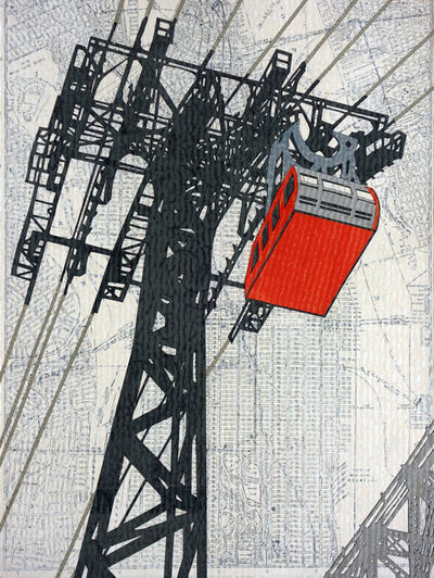 William Steiger, 'Roosevelt Island Tram', 2020