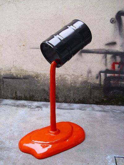 Helder Batista, 'Blood and Barrel ', 2014