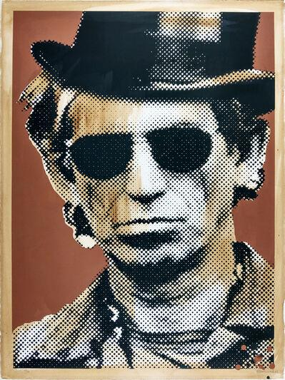 Mr. Brainwash, 'Keith Richards', 2007