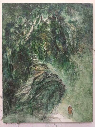Wang Yabin, '猎人 Hunter', 2018