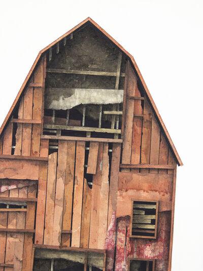Seth Clark, 'Barn Study XXVI', 2020