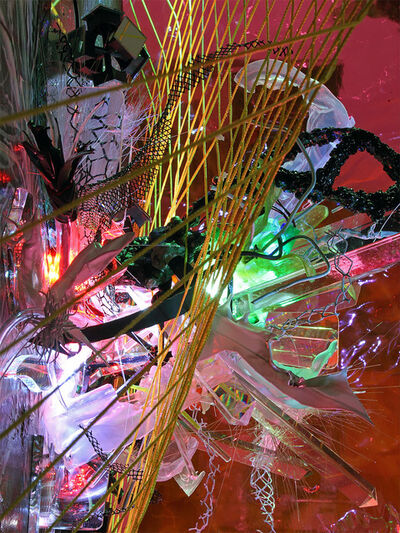 dNASAb, 'Extreme feats of the New Aesthetic, Glitchhike #1', 2012