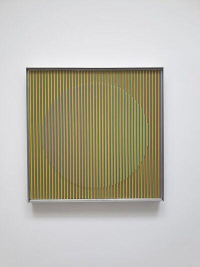Carlos Cruz-Diez, 'Psychromie 1434', 2005
