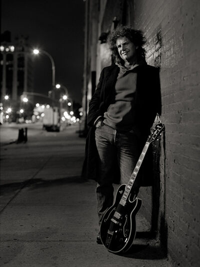 Jimmy & Dena Katz, 'Pat Metheny, NYC', 2004
