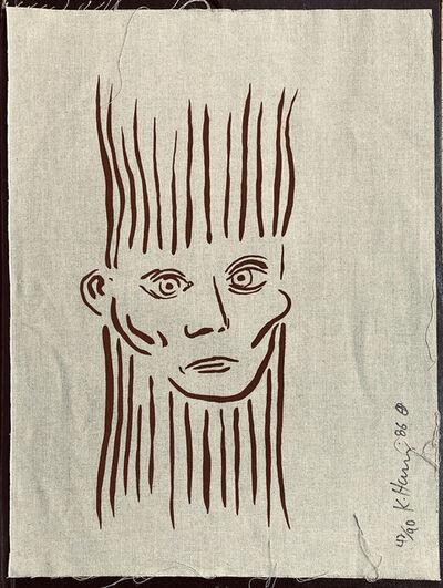 Keith Haring, 'Portrait of Joseph Beuys ', 1986