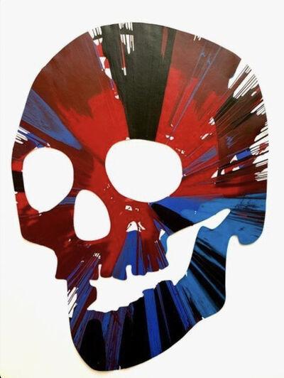 Damien Hirst, 'Skull Spin', 2009