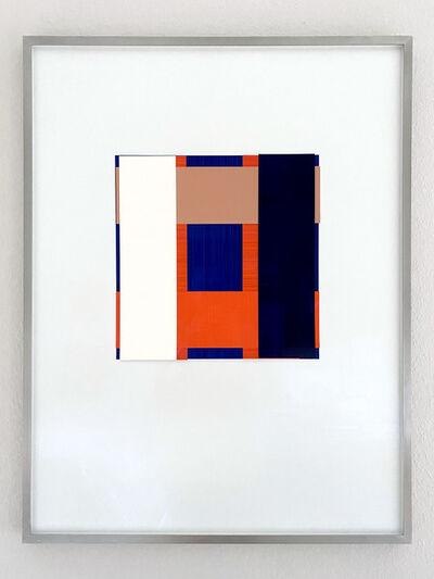 Imi Knoebel, 'Face No 40', 2003-2014