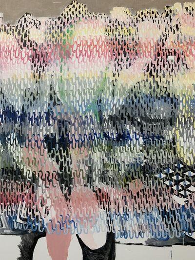 Alejandra Seeber, 'Knitt', 2020