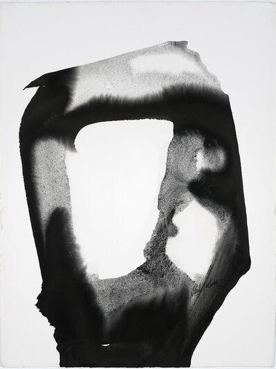 Paul Jenkins, 'Phenomena Black Lightening ', 1994