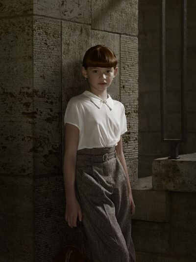 Erwin Olaf, 'Berlin, Portrait 02', 12 September 2012