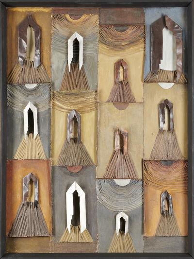 Rachel Reckitt, 'Towers and Helmets', 1908-1995