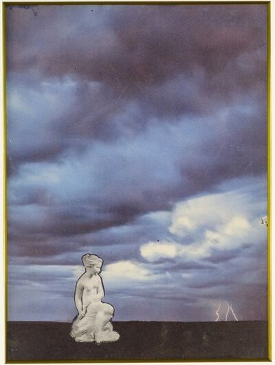 Joseph Cornell, 'Unfinished'
