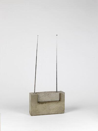 Isa Genzken, 'Weltempfänger (World Receiver)', 1998
