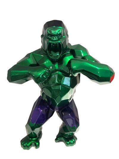 Richard Orlinski, 'Hulk Kong', 2019