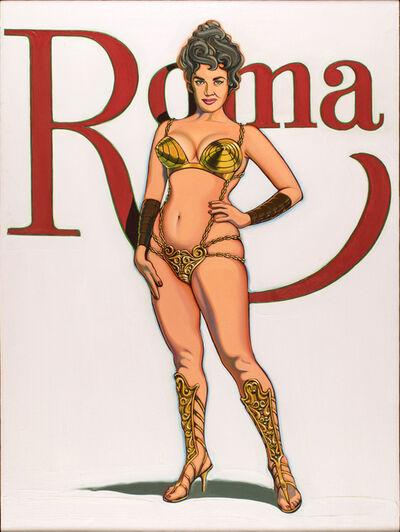 Mel Ramos, 'Roma - Empress of the Ancient World ', 1963