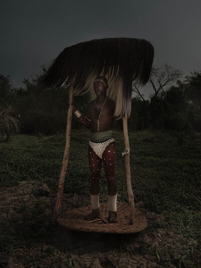 Namsa Leuba, 'Akpaki', 2017