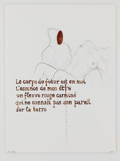 Jan Fabre, 'Le Corps du Future est en moi...', 2005