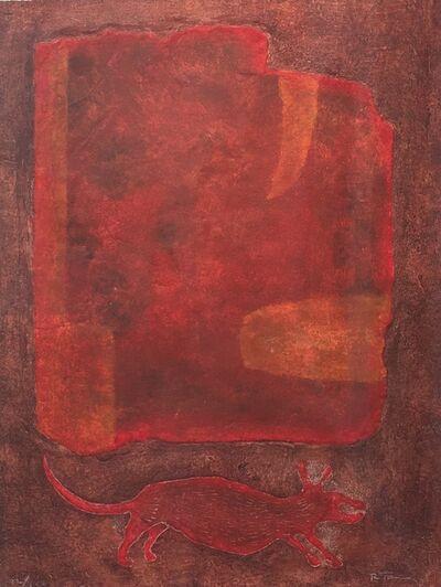 Rufino Tamayo, 'Estela (Stela)', 1977