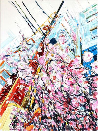 Erik Schmidt, 'Ueno Park', 2018