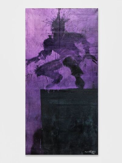 Richard Hambleton, 'Jumping Shadow', 2012
