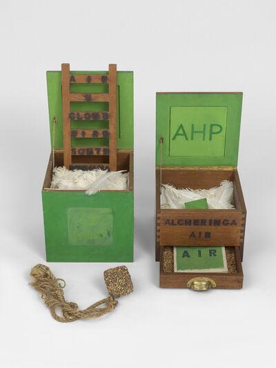 Joe Tilson RA, 'Air box & Alcheringa Air box', 1972