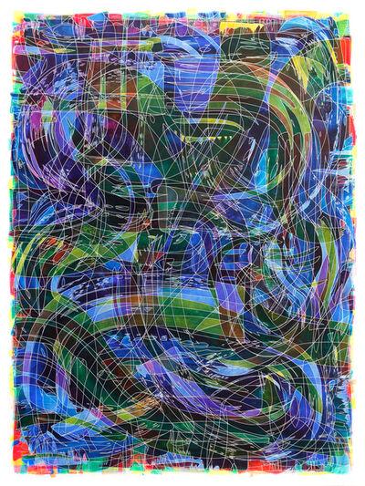 Bradley Harms, 'Flow State', 2020