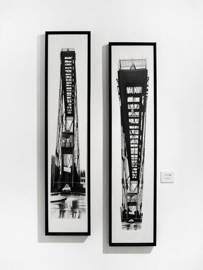 Viviana Zargón, 'Puente en el Sur 1 y 2', 2006