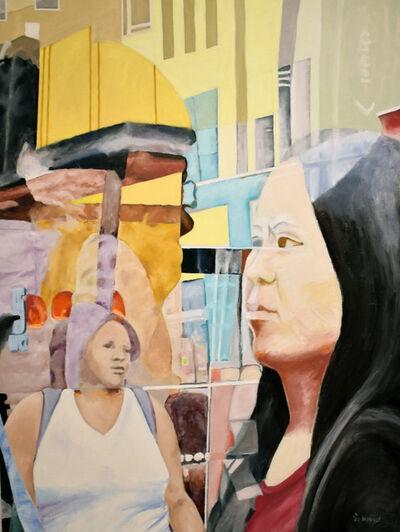 Sheila Schwid, 'Aqua Dream', 2018