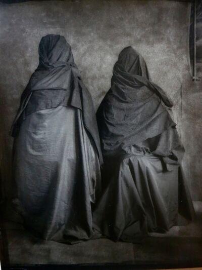 Jean-Michel Fauquet, 'Deux femmes voilées ', 2011