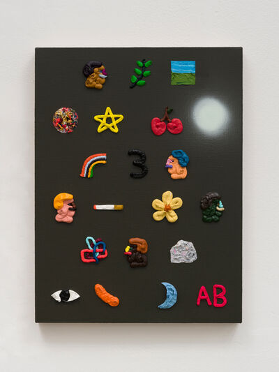 Adam Beris, '710', 2020