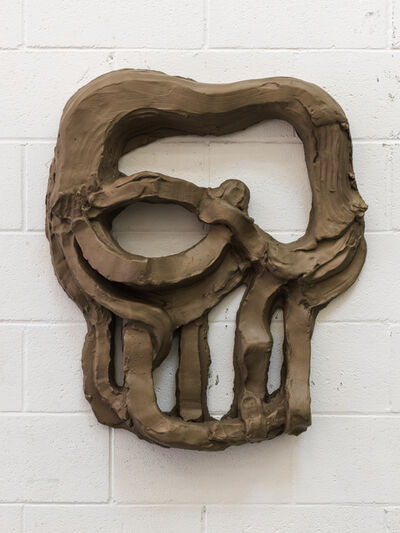 Thomas Houseago, 'Machine Mask I', 2012