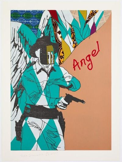 Yinka Shonibare CBE, 'Cowboy Angel II', 2017