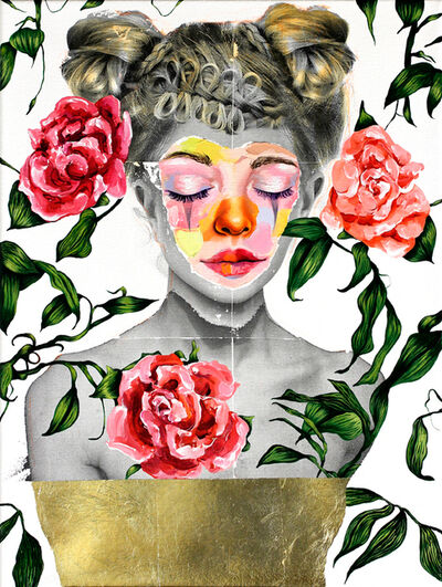 """AM DeBrincat, '""""Golden Garden""""', 2018"""