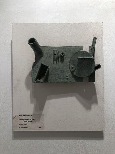 Martín Blaszko, 'Correspondencia y Contrastes', 2004