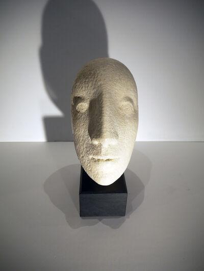Yanne Kintgen, 'Tête blanche', 2017