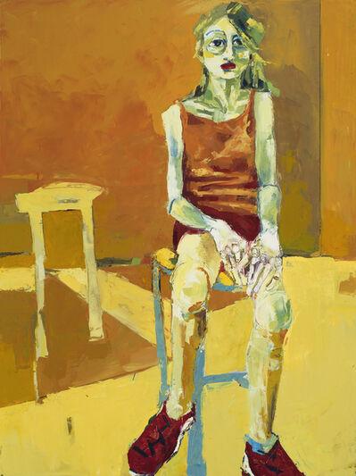 Deborah Hake Brinckerhoff, 'Girl Seated', 2016
