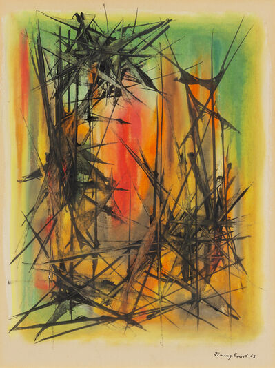 Jimmy Ernst, 'Landscape Variation #11', 1963
