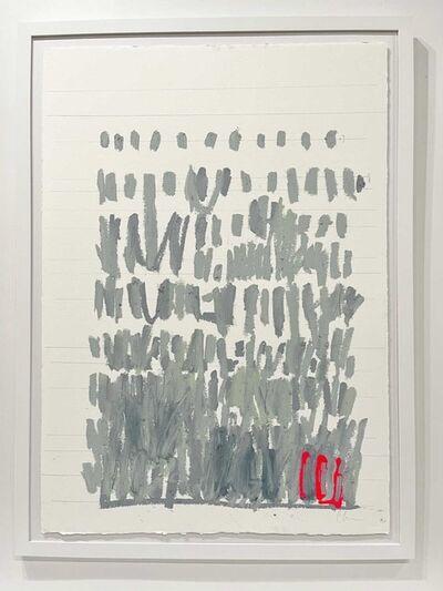 Colleen Leach, 'Grey Grand Linear', 2021