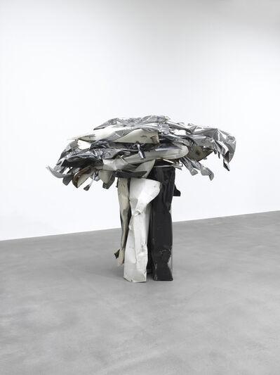 John Chamberlain, 'BISHOPBUDD', 2009