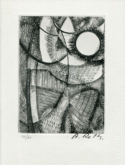 Alfréd Réth, 'Untitled', 1962-1964